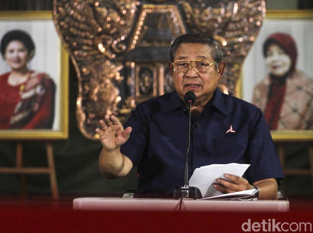 Bikin Video Podcast, SBY Singgung Sahabat yang Sangat Melukai