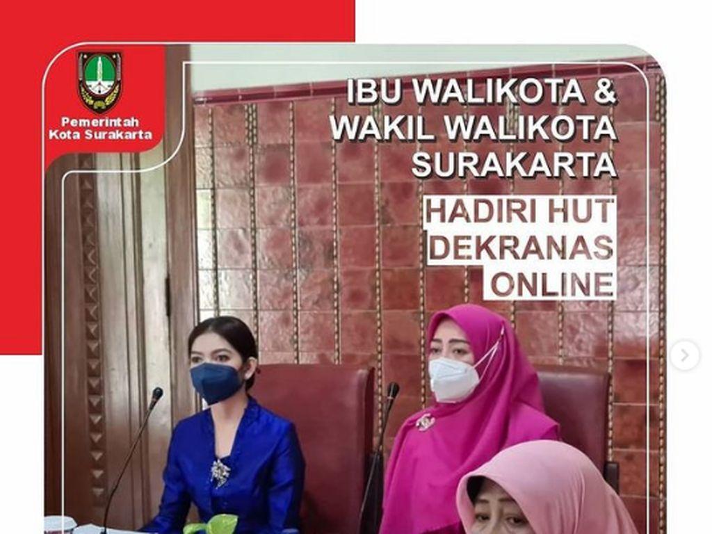 Penampilan Selvi Ananda Jalani Tugas Jadi Istri Wali Kota Solo, Banjir Pujian