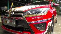 Viral Mobil Dihiasi Emas Batangan Dan Berlian Seharga 40 M, Ini Penjelasannya