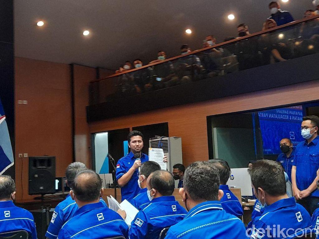 34 DPD Partai Demokrat Ucapkan Janji Setia ke AHY-Tolak KLB