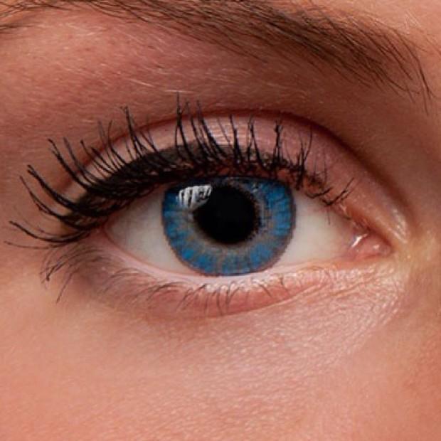 Softlens Warna Blue Sapphire