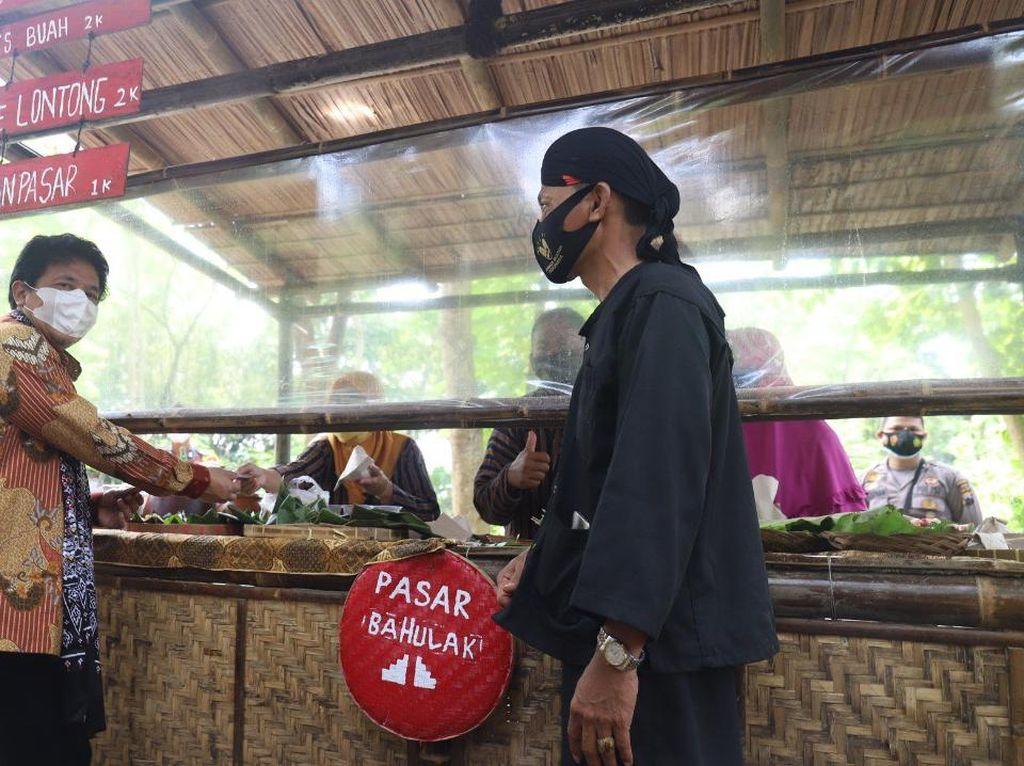 Ditetapkan Jadi Pasar Gotong Royong, Ini Uniknya Pasar Bahulak Sragen