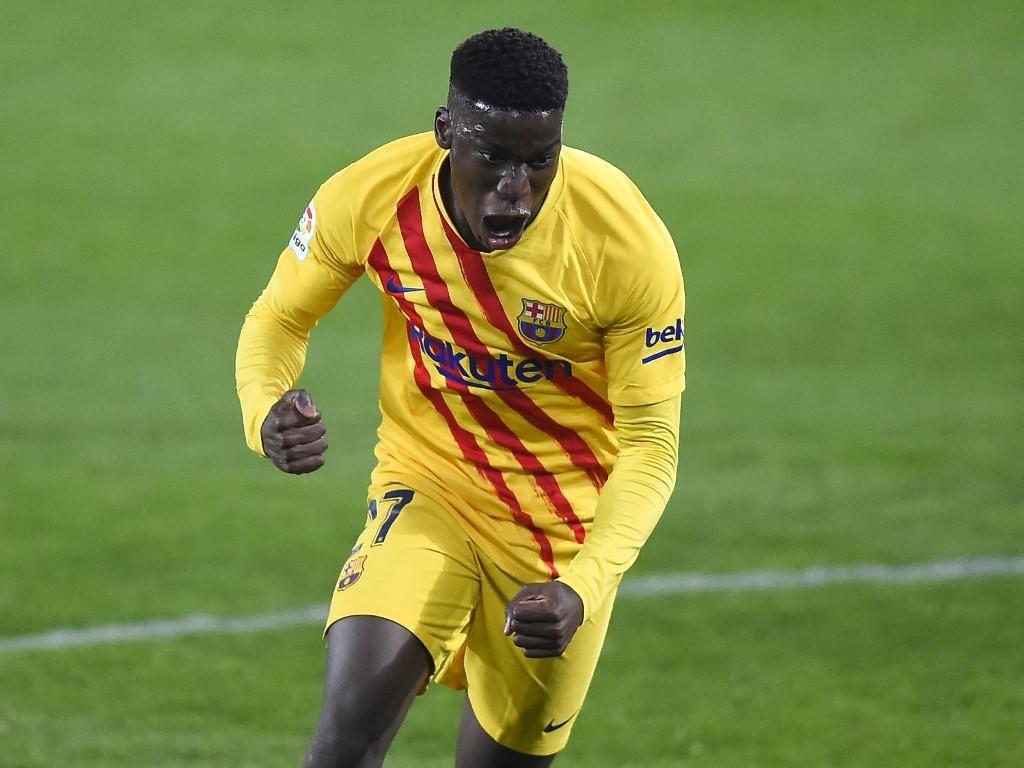 Moriba Dibekukan Barcelona Usai Tolak Perpanjang Kontrak?