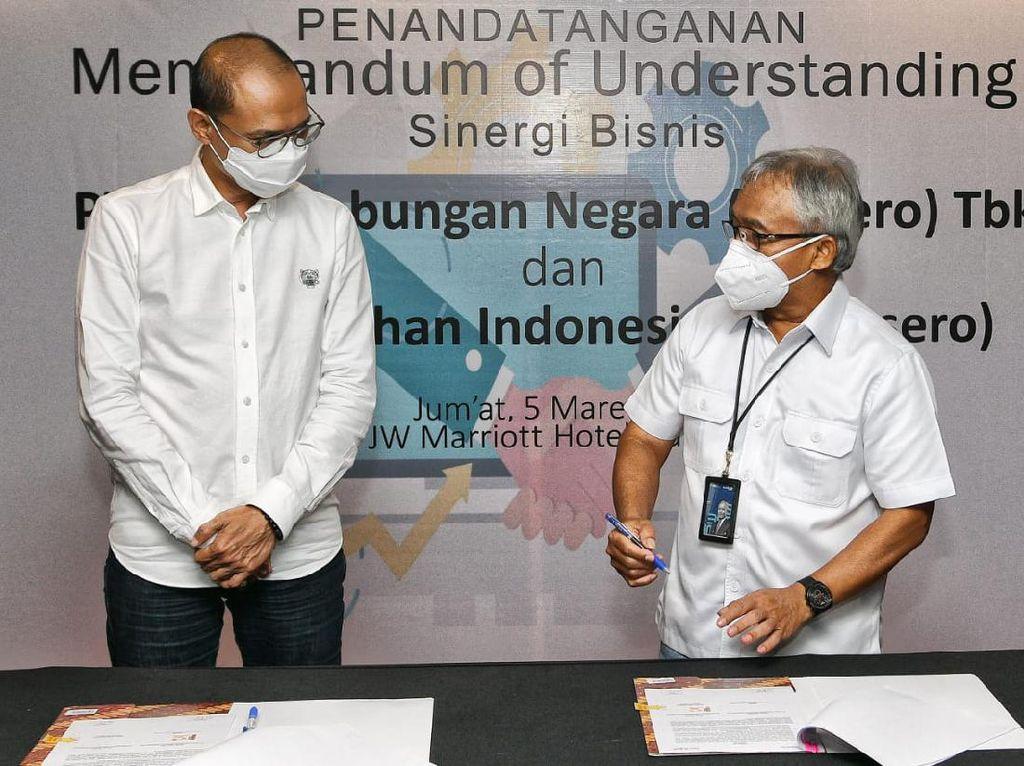 Kerjasama Layanan Perbankan untuk Pelindo III