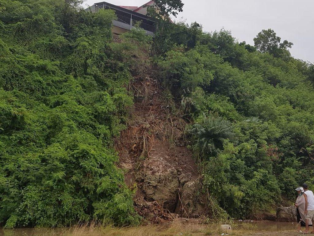Lantai Balkon Rumah Kos di Majene Amblas, 1 Orang Tewas Terjatuh
