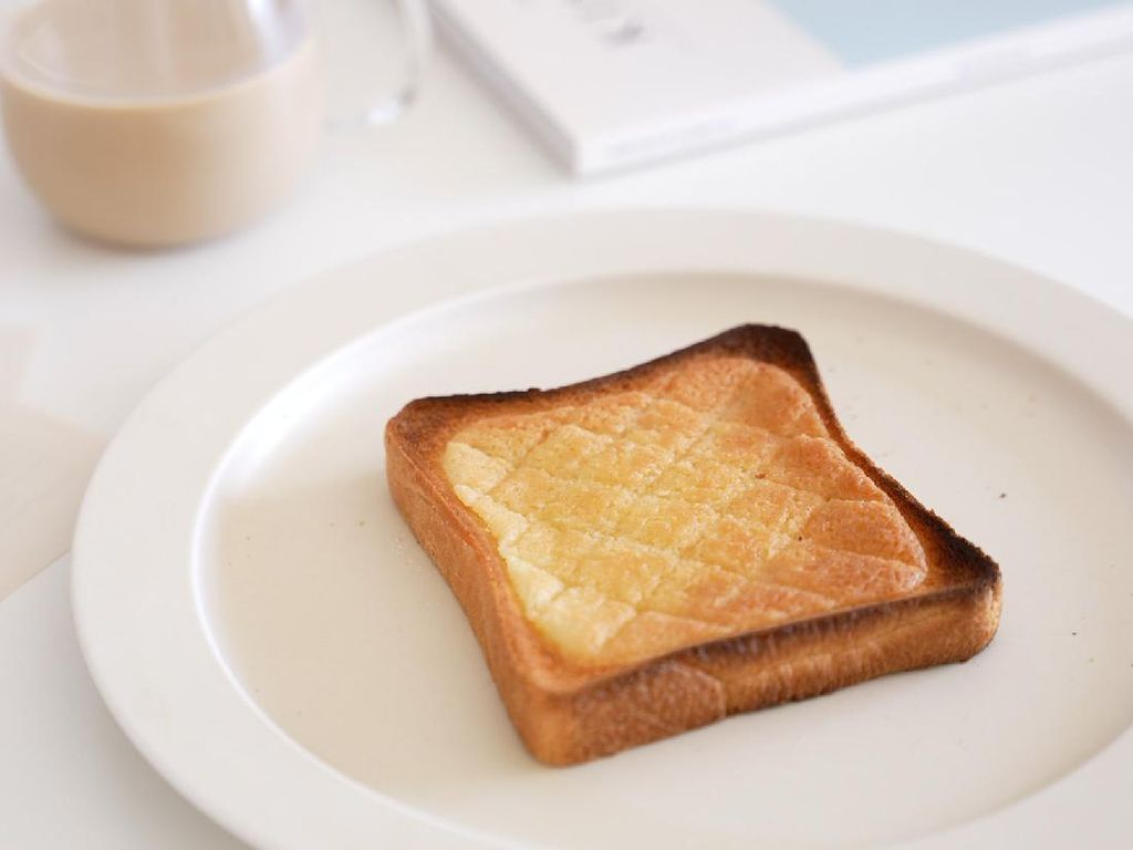 Cara Bikin Roti Panggang Melon Pan yang Enak Buat Sarapan