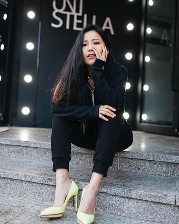 Park Eunkyung sosok di balik salon nail art Unistella.