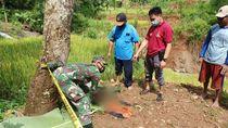 Kerangka Manusia yang Ditemukan di Nganjuk Dipastikan Korban Longsor 2017