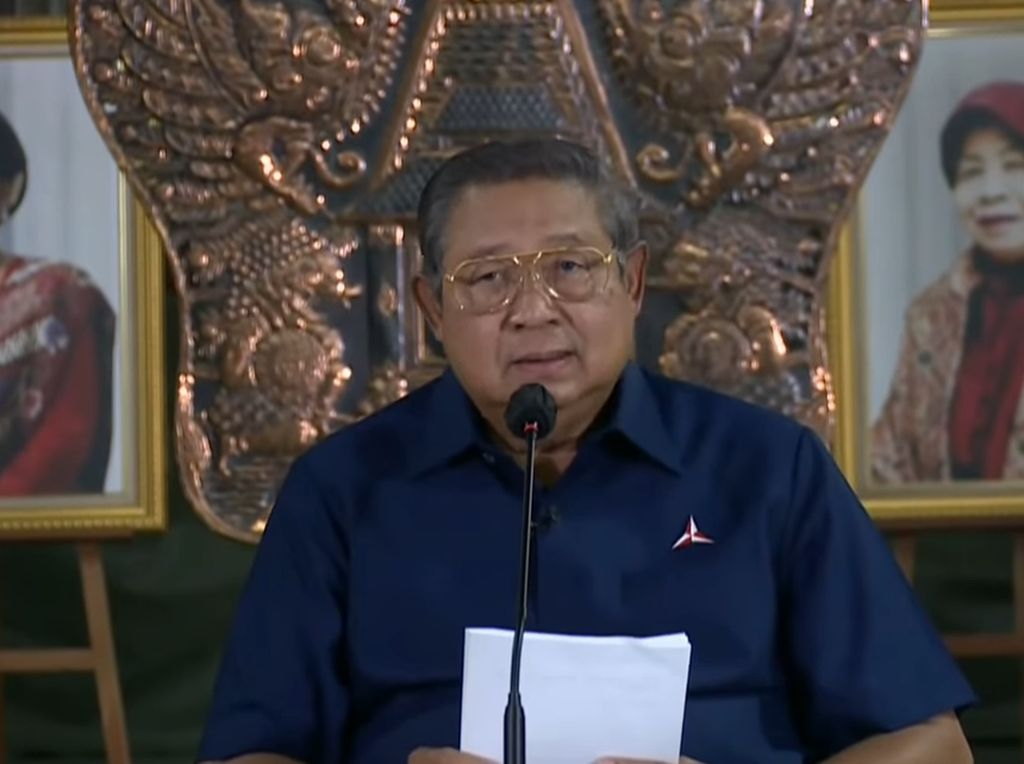 Gerindra-PAN Apresiasi Doa SBY di Medsos, Serukan Persatuan