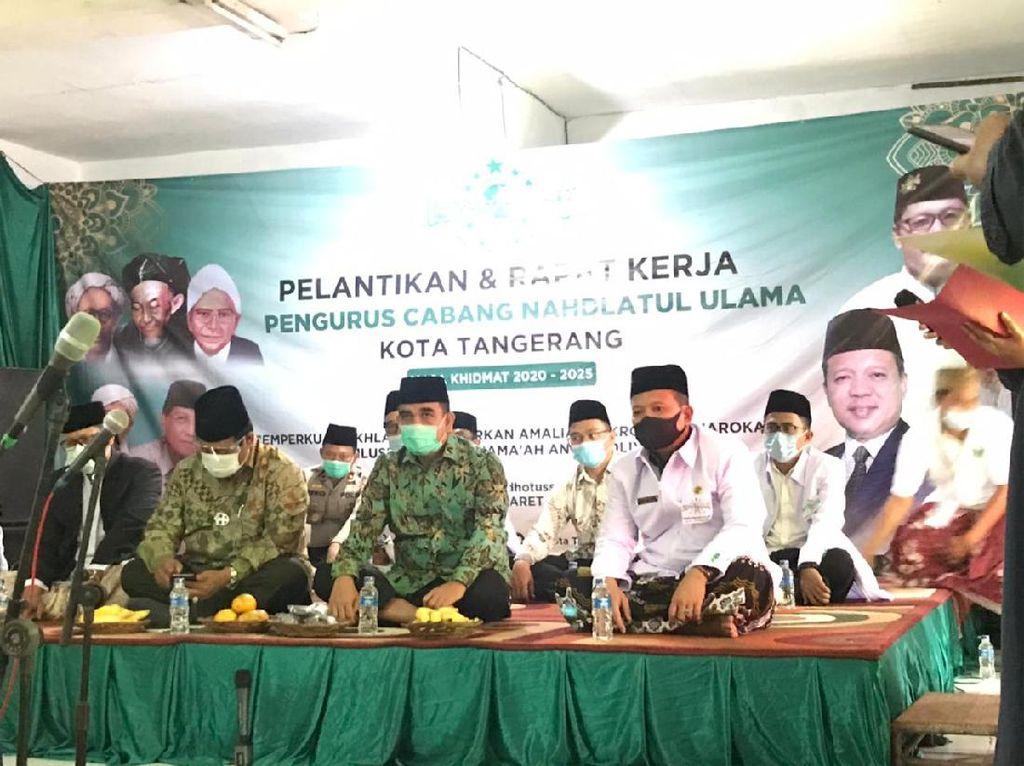 Sekjen Gerindra: Bangsa Indonesia Berhutang kepada NU