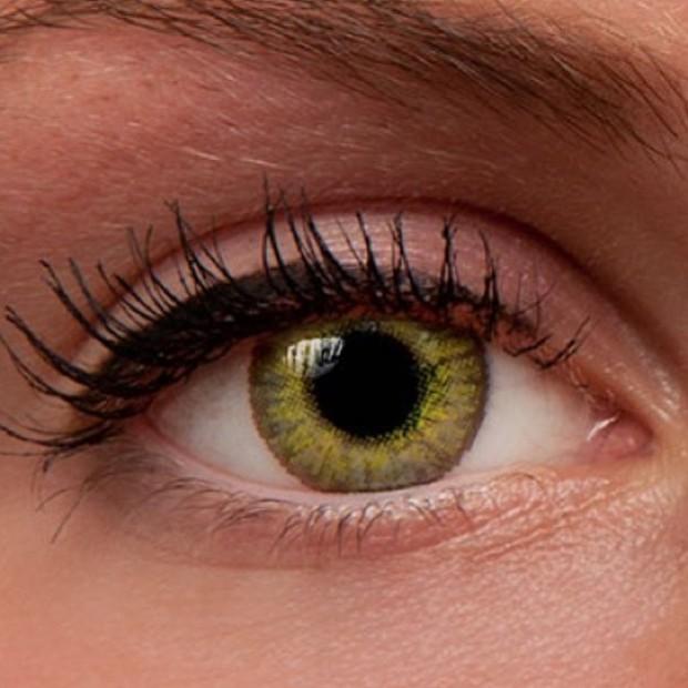 Softlens Warna Gemstone Green