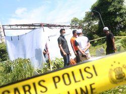 Ungkap Kasus Pembunuhan Pria di NTB, Polisi Bongkar Makam Korban