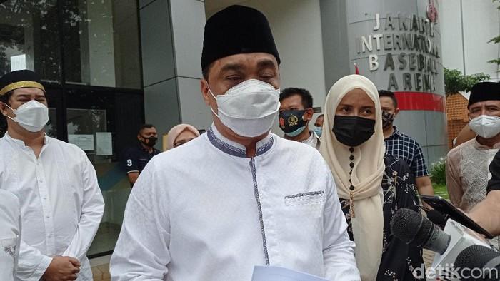 Wakil Gubernur (Wagub) DKI Jakarta Ahmad Riza Patria.