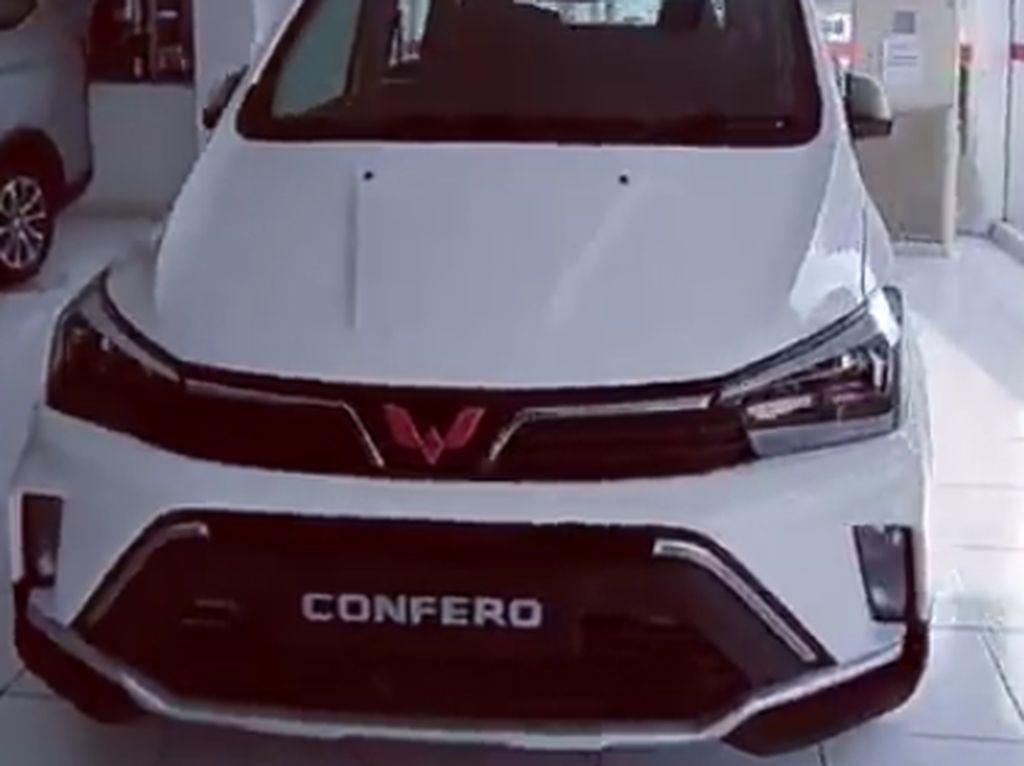 Ssst.. Ini Bocoran Wuling Confero S Facelift 2021, Apa Saja yang Baru?