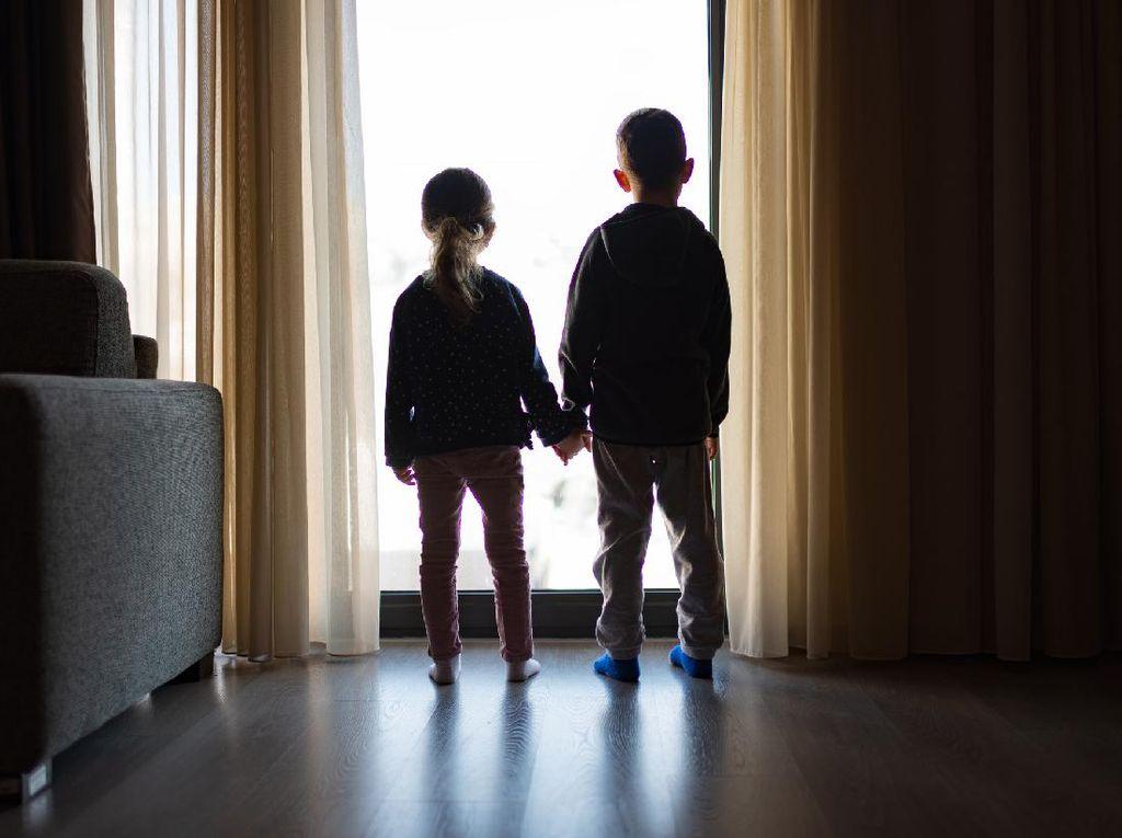 Sepasang Kembar Usia 5 Tahun Dinikahkan Keluarga karena Takut Kena Sial