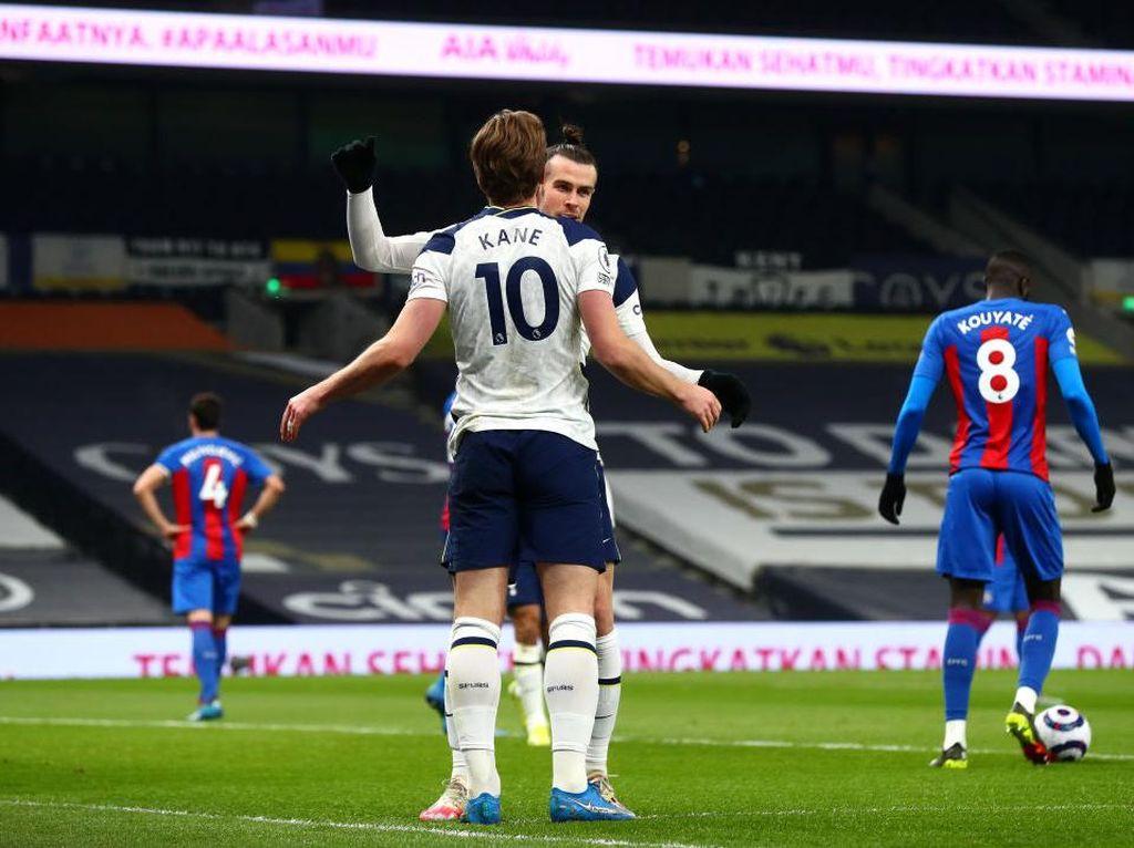 Gol-gol Kane-Bale yang Hancurkan Crystal Palace 4-1