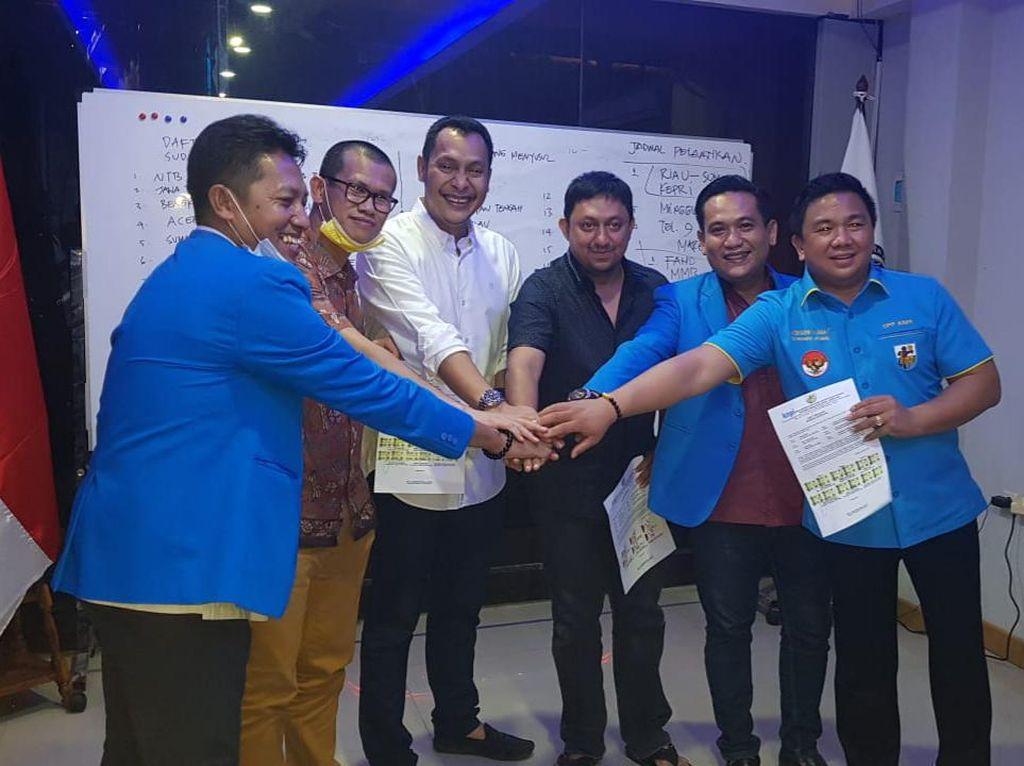 3 Kubu KNPI Islah Siap Kongres Bersama, Menkumham Dukung