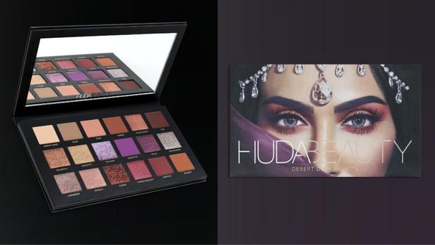 8 Rekomedasi Eyeshadow Palette Terbaik Versi Beautynesia/hudabeauty.com
