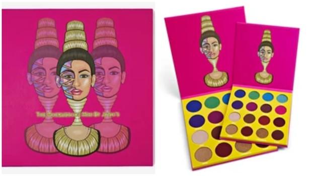 8 Rekomedasi Eyeshadow Palette Terbaik Versi Beautynesia/juviasplace.com