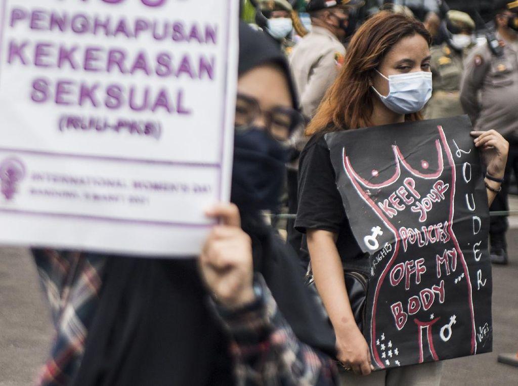 Komnas Perempuan Dukung Judul RUU PKS Diganti, Ini Alasannya