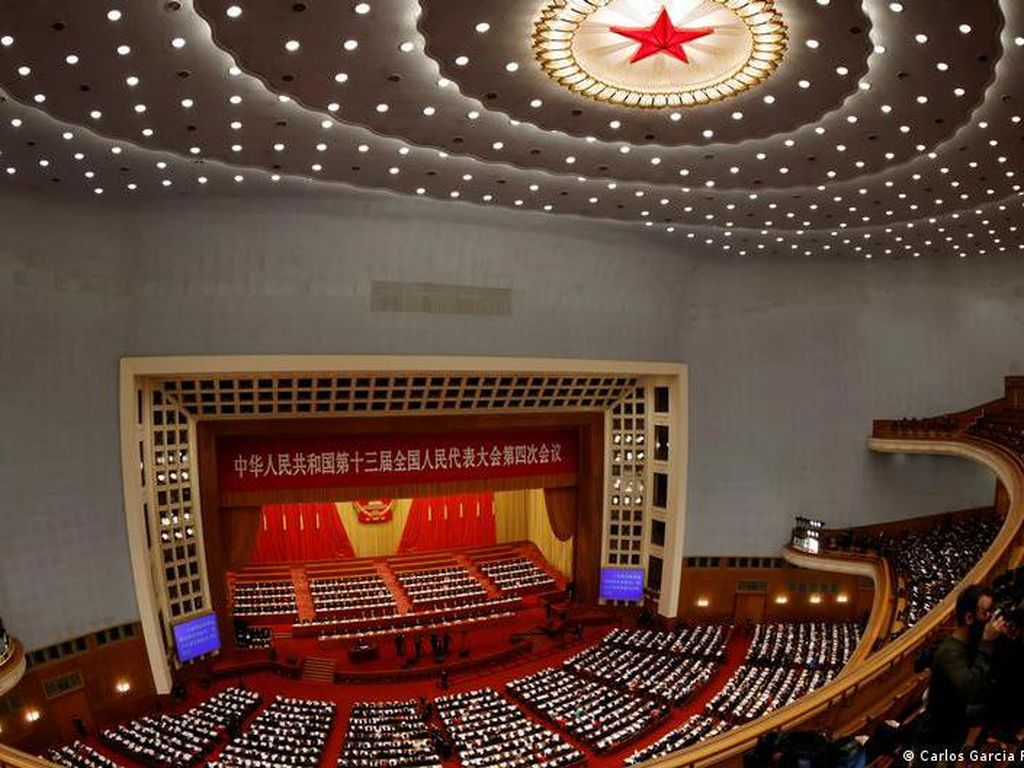 Apa Saja yang Sudah Diputuskan di Kongres Rakyat China?