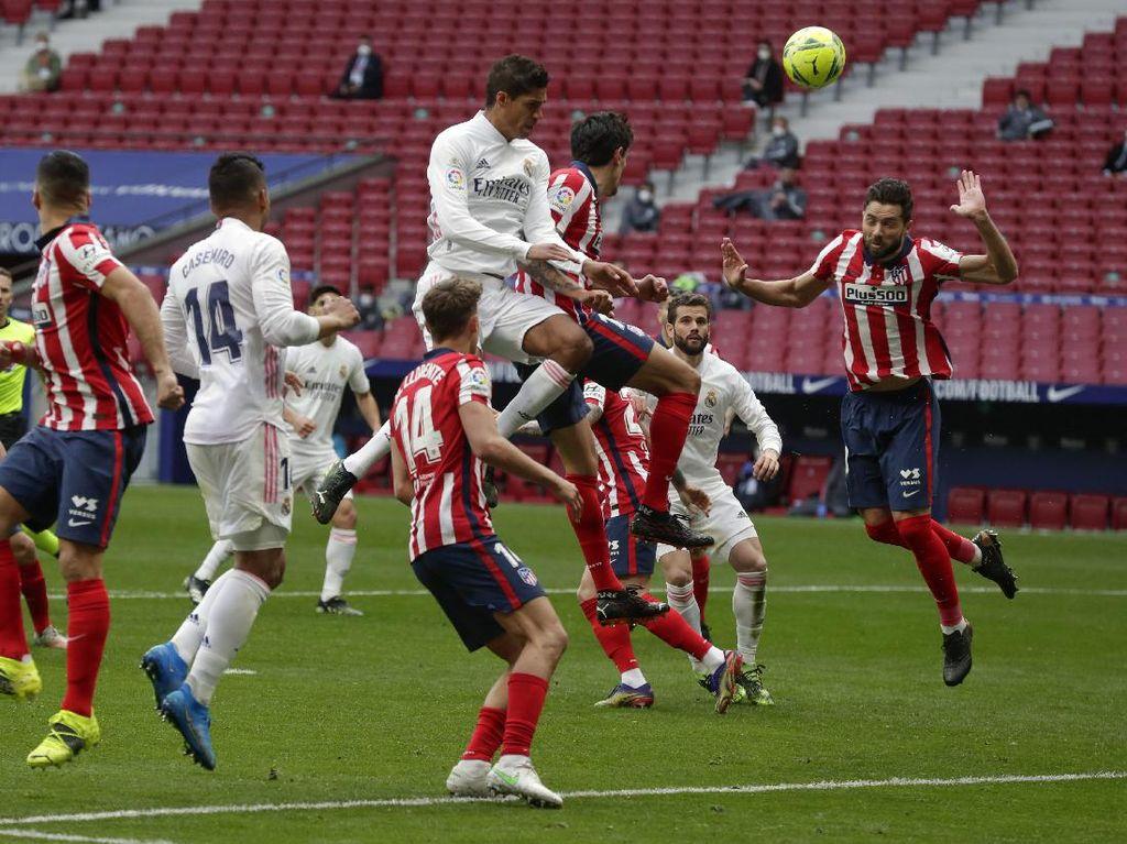 Satu Poin yang Tak Buruk buat Real Madrid