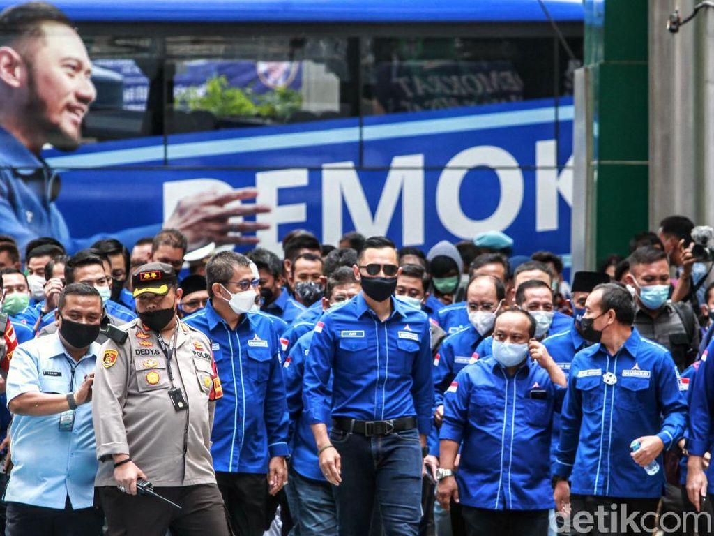 Ahli Hukum Kritik SBY Daftarkan Merek Partai Demokrat atas Nama Pribadi