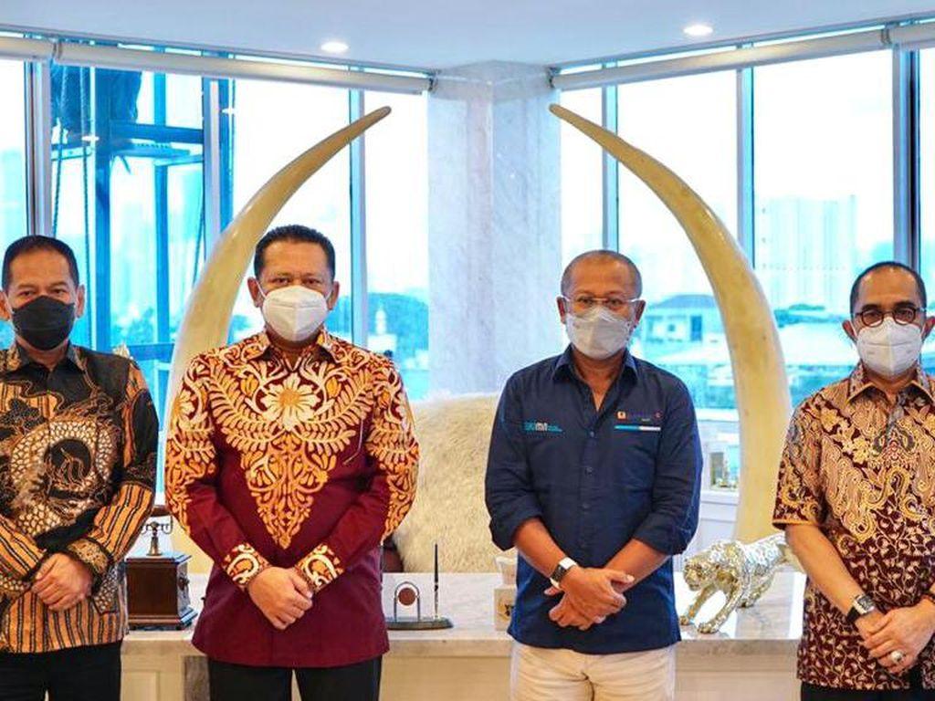 Ketua MPR Mau Gasifikasi Batu Bara Bukit Asam Bisa Tekan Impor LPG