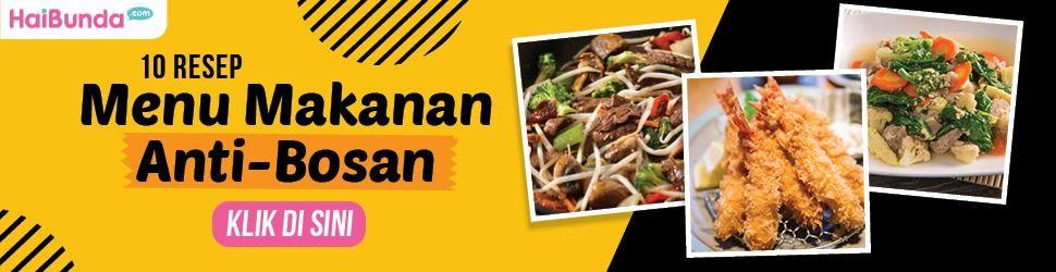 Banner Resep Menu Makanan