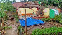Belasan Rumah di Purwakarta Rusak Diterjang Puting Beliung