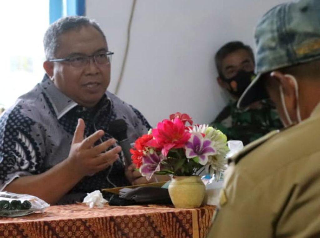 Bupati Marwan Fokus Pengembangan Kawasan di Selatan Sukabumi