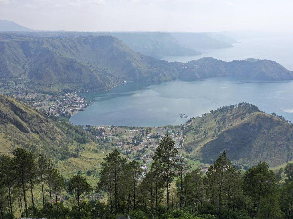 Danau Toba Menuju Destinasi Super Prioritas Kelas Dunia