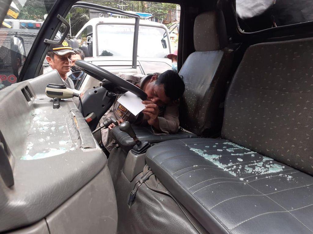 Polisi Ancam Mahasiswa Papua Diviralkan, Ini Penjelasan Kapolresta Kota Malang