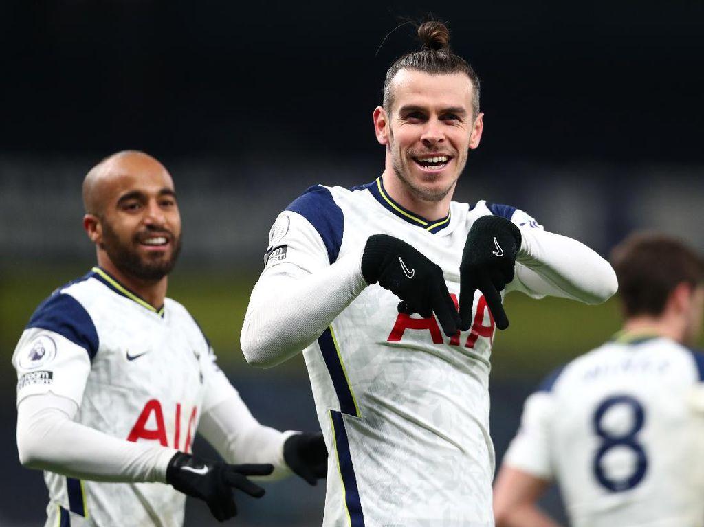 Kata Mourinho, Bale Kini Sudah Sembuh dari Luka Masa Lalu