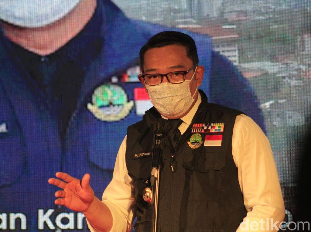 Aa Umbara Tersangka Korupsi Bansos COVID-19, Ridwan Kamil: Lukai Hati Kami