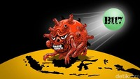 Corona Menggila, Ekonomi RI 8% Cuma Tinggal Asa