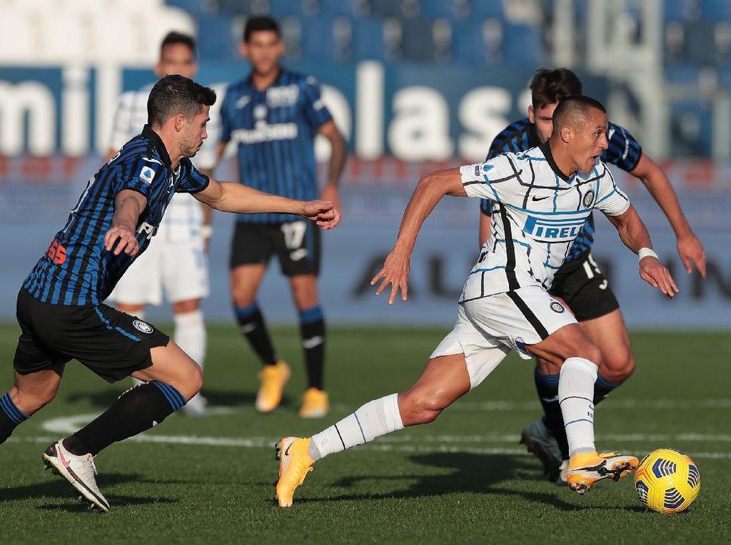 Inter Vs Atalanta: Ujian Berat buat La Beneamata