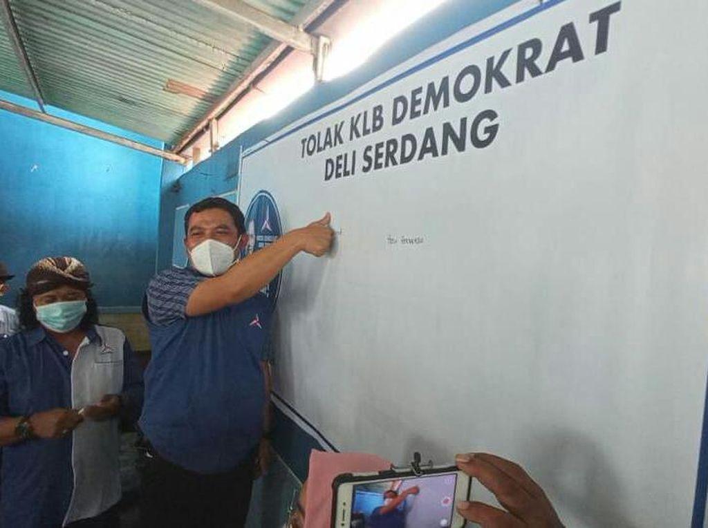 Ketua Demokrat Sragen Cerita Marah Ditawari Duit Ikut KLB: Tak Tahu Balas Budi
