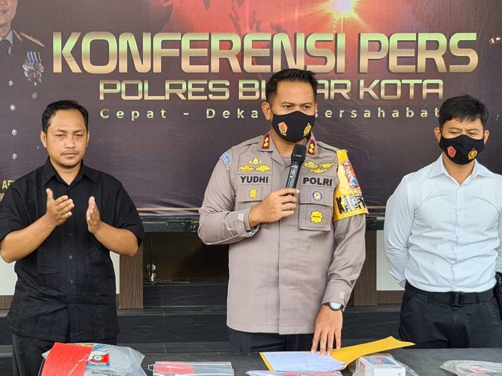 Viral Nyanyi Tanpa Masker, Polisi Sebut Wali Kota Blitar Hadir Sebagai Undangan