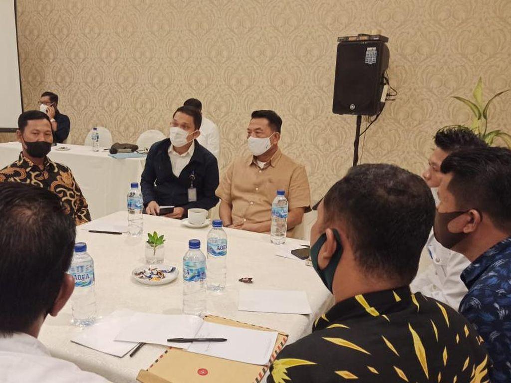 Moeldoko Akan Lapor Jokowi soal Hasil Pertemuan dengan Petani di Medan