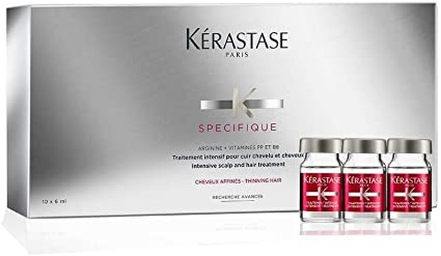 Kerastase Specifique Intensive Scalp and Hair Treatment (sumber : amazon.com)