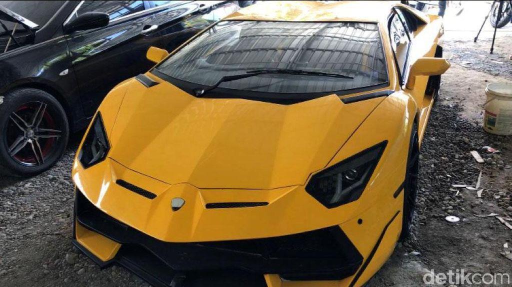 Lihat dari Dekat Lamborghini Made In Gunungkidul
