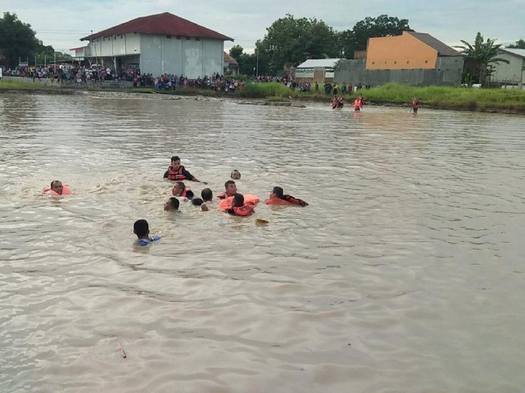 TNI AL Temukan 2 Jasad Bocah Dalam Operasi SAR di Kolam Pemancingan