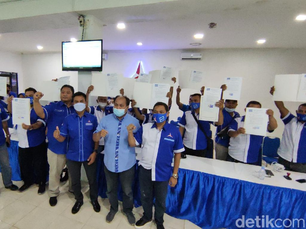 Tegaskan Setia ke AHY, PD Kota Semarang Siap Bubarkan Acara Kubu KLB