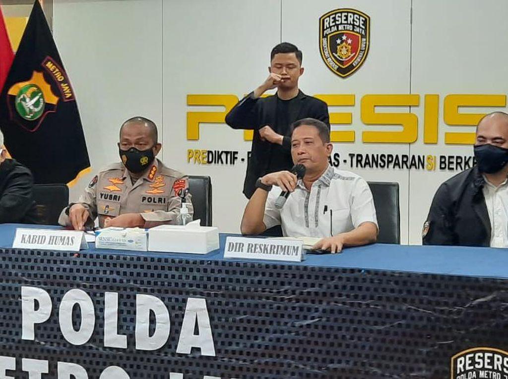 Dituding Bekingi Mafia Tanah, Polda Metro Jaya Klarifikasi