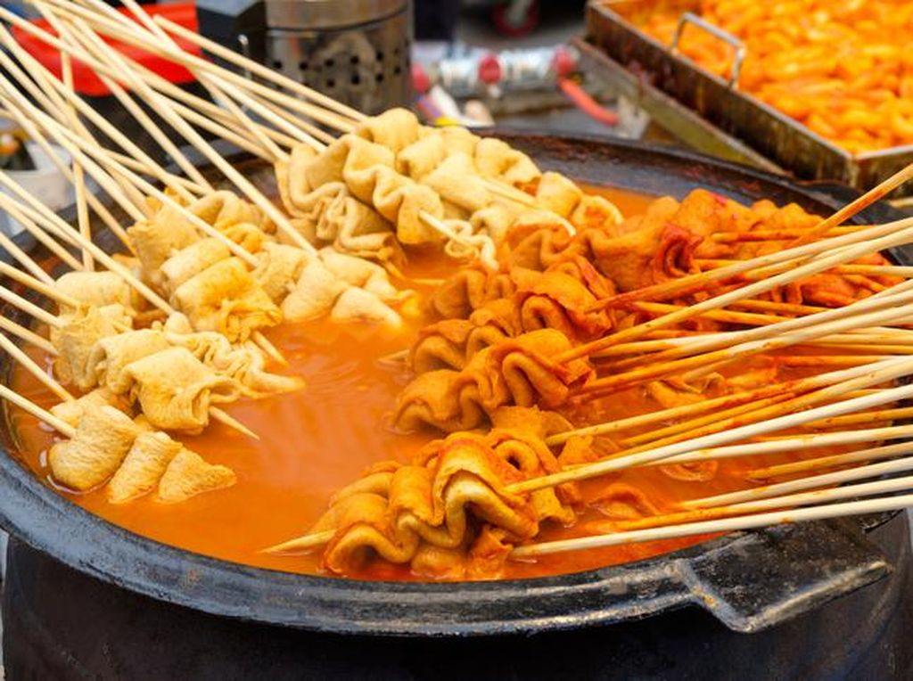 Racikan Makanan Kaki Lima ala Yatai dan Pojangmacha yang Populer