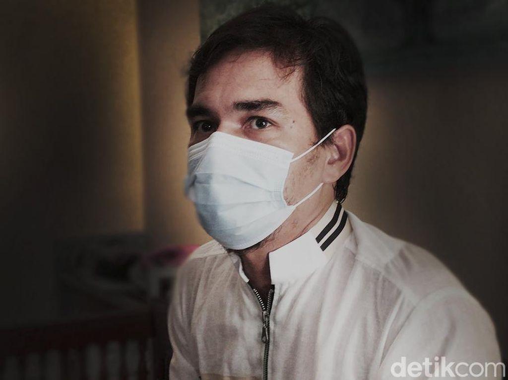 Usai Kepergian Rina Gunawan, Teddy Syah Sempat Trauma Pulang ke Rumah