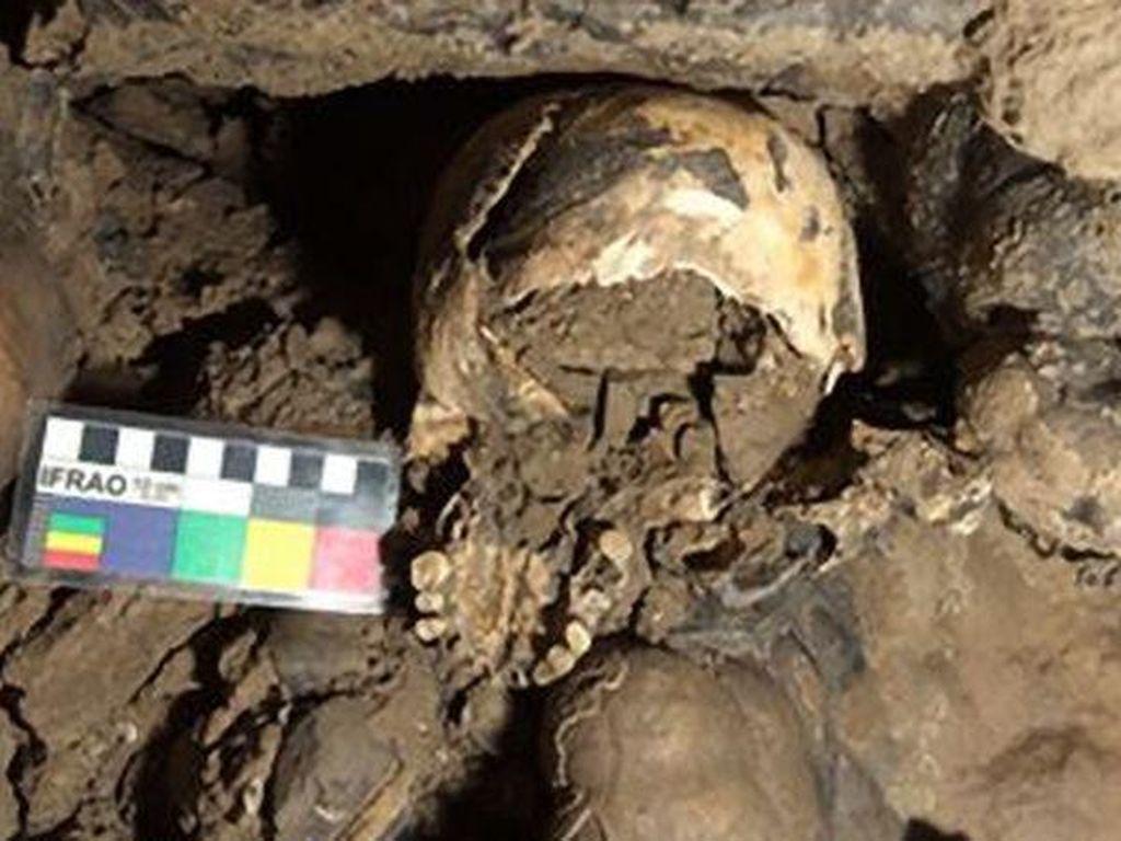 Tengkorak Wanita Ditemukan di Gua Terpencil, Ternyata Buat Ritual