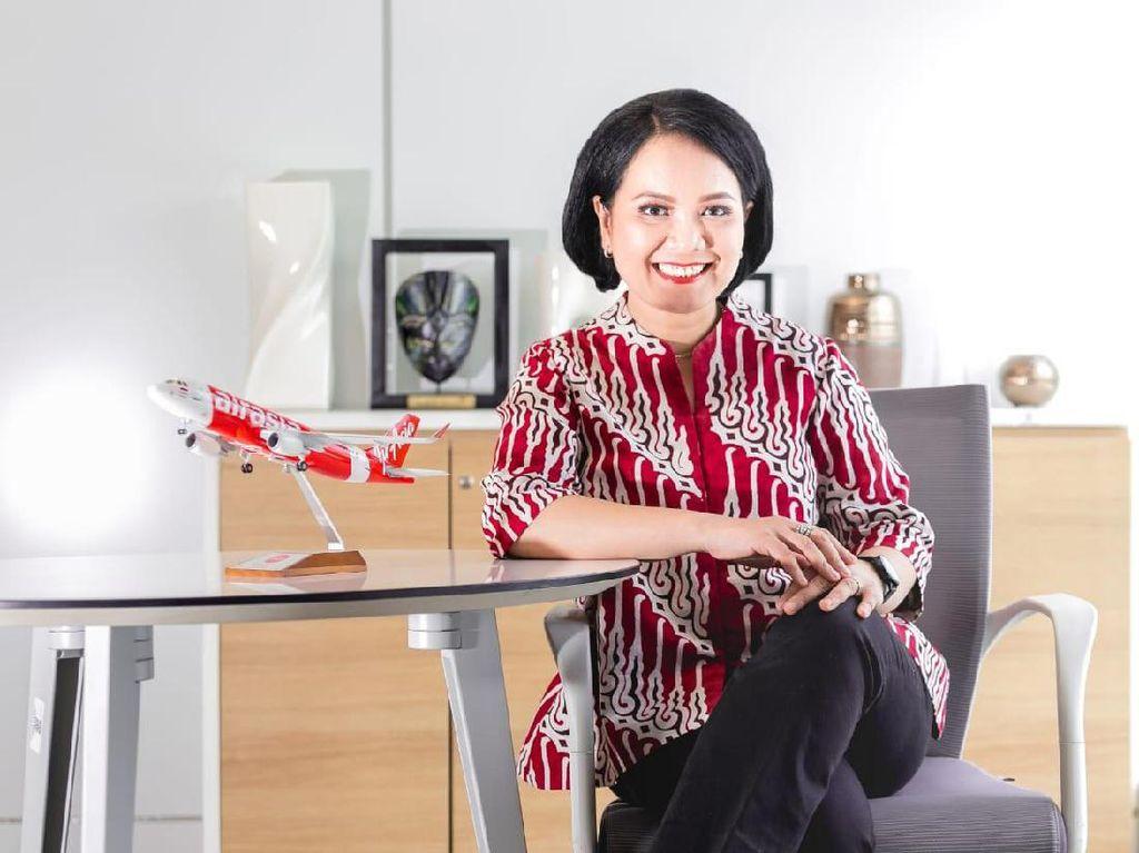 Veranita, CEO Wanita Pertama di AirAsia Indonesia