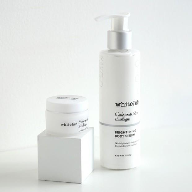 Whitelab Underarm Cream and Brightening Body Serum